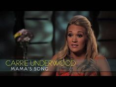 Carrie Underwood - Interview - Mamas Song