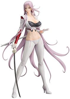 Triage X Sagiri Tomoko 17 scale PVC figure painted preassembled -- For more information, visit image link.