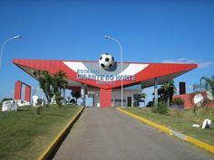 Estádio Gigante do Norte, Sinop, Mato Grosso Rio Grande Do Norte, Paraiba, Sidewalk, Bahia, Rio De Janeiro, City, Amazon, Future Tense, Places