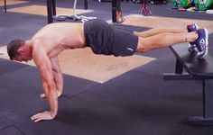 Mercilessly target your abs using just 4 moves and 1 piece of equipment