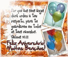 frases e imagens de aniversário   Mensagem de Aniversário Evangélica - Dicas e Modelos   Mensagens ...