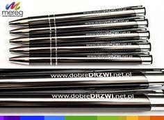 Długopisy metalowe z grawerem z serii cosmo.  Więcej wzorów długopisów metalowych dostępne jest na stronie: http://www.merea.com.pl/dlugopisy_z_grawerem.html