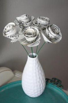Musical roses