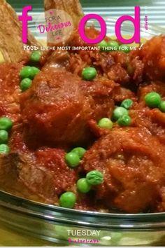 Chicken cooked in Red Sweet Sauce, Ayam Masak Merah