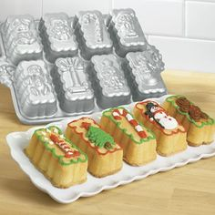 Nordic Ware® Holiday Mini Baking Pan - jcpenney
