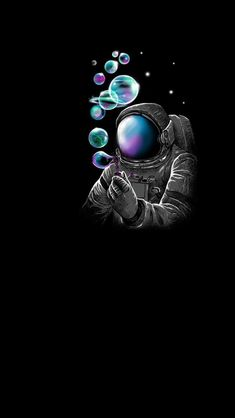 Astronaut Wallpaper Iphone pictures in the best available resolution. We have a massive amount of desktop and mobile Wallpapers. Space Artwork, Wallpaper Space, Tumblr Wallpaper, Black Wallpaper, Galaxy Wallpaper, Cool Wallpaper, Wallpaper Samsung, Wallpaper Ideas, Wallpaper Inspiration