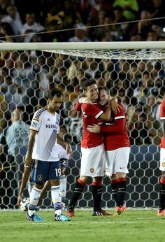 Ander Herrera and Wayne Rooney