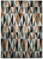 Contemporary tufted rugs - Quality from BoConcept Furniture Sydney Australia Lovely colour combination