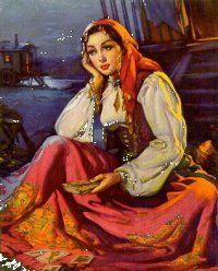 gypsy reader  pinned by facebook.com/thetarotgoddess