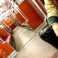 #Alone #ubahn #tram #subway #bvg #berlin #underground #ganzallein #instaberlin #onemyway #unterwegs #onmyway #berlinberlin #bahn