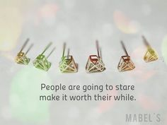 Turn their heads with these Diamond set climber earings sold at Mabel's 925 Sterling Silver Shop   Promotional Sale is on going until supplies last! #FashionJewelry #SterlingSilver #Rings #Bracelets #Earrings #SilverCharms #Brooches #NoseRings #BarBellsEarrings #Engagement Rings #Wedding Rings #Promise Rings #wedding 2016 #Wedding Rings