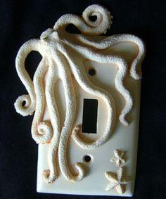 Octopus Light Switch