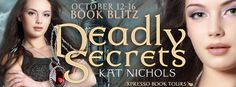 The Bewitched Reader: Book Blitz   Teaser: Deadly Secrets (The Secret So...