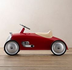 Love this little car!