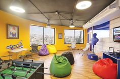 Zee Launch Pad, an innovative new co-working space located in Jabal El Weibdeh -Amman