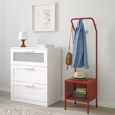 Clothes Stand, Clothes Rail, Ikea Clothes Rack, Coat Hanger Stand, Storing Clothes, Have A Shower, Clothing Storage, Clothing Racks, Traditional Furniture
