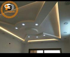 Plaster Ceiling Design, House Ceiling Design, Ceiling Design Living Room, Bedroom False Ceiling Design, Pop Design For Roof, Decoration, Home, Gypsum Ceiling, Ceilings