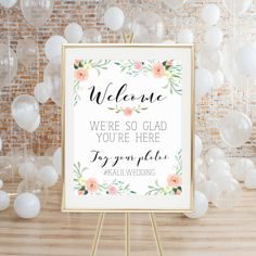 PRINTABLE WEDDING SIGN  Choose A Seat Not A Side by LuminousPrints