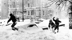 an article about the great blizzard of 1967 in Chicago.