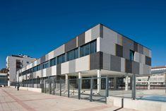 Gallery of Secondary School Miranda de Ebro / Virai Arquitectos - 1