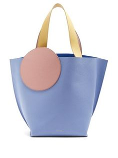 Click here to buy Roksanda Elder pebbled-leather tote at MATCHESFASHION.COM  Roksanda aa2eb5dd13558
