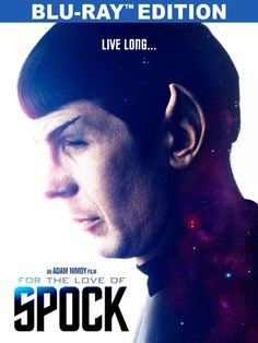 FOR THE LOVE OF SPOCK Blu-ray