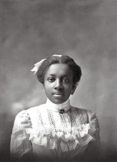 African American, Eva Williams by Joseph Pennell 1901     .  #BlackandWhite