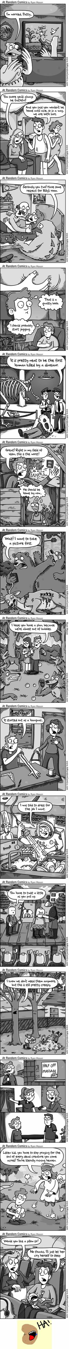 15+ Random Comics By Ryan Mason That Have Unexpected Twists