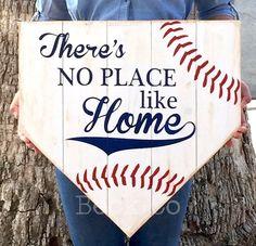 There's No Place Like Home/Baseball, Softball Sign