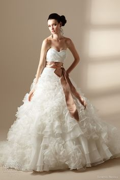 Jasmine Bridal Couture 2012 Wedding Gowns