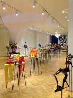Shoe Boutique by Silvia Simionato, Padua store design