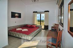Main bedroom at Holiday Villa Agios Ilias 2 (Ref. 2684) - Go Villas Cyprus