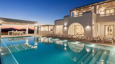 MIA II -Διώροφη εξοχική κατοικία στη Πάρο | vasdekis Paros, Terrace, Exterior, House Design, Mansions, House Styles, Projects, Home Decor, House Beautiful