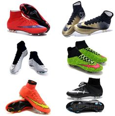 buy popular dfd5e 9bdb4  dhgatepin Gold Silver Black CR7 Cleat Football Boots 2015 New Soccer Shoes  Soccer Boots,