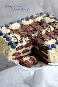 Food Cakes, Tiramisu, Oreo, Cake Recipes, Food And Drink, Ice Cream, Cooking, Sweet, Desserts