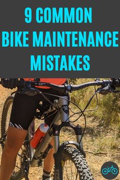 9 Common Bike Maintenance Mistakes - Learning how to do simple bike repairs is . - 9 Common Bike Maintenance Mistakes – Learning how to do simple bike repairs is a good way to sav - Maintenance Jobs, Bicycle Maintenance, Cycling Workout, Cycling Gear, Road Cycling, Bicycle Safety, Bike Quotes, Commuter Bike, Bicycle Design