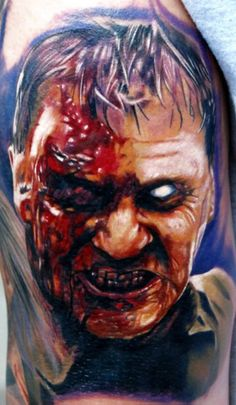 44 Best Zombie Tattoos Images Nice Tattoos Ink Drawings