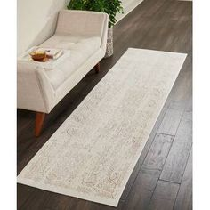 Langley Street Twinar Geometric Hand-Knotted Wool Off White/Dark Gray Area Rug & Reviews | Wayfair Light Blue Area Rug, White Area Rug, Beige Area Rugs, Ireland Homes, Kathy Ireland, Natural Area Rugs, Rug Size, Elegant Designs, Ivory