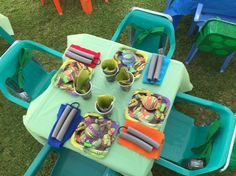 Kids tables!!!