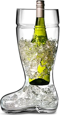 Circleware Das Boot HUGE1 Liter Glass Beer Mugsglasses Oktober Fest Style One Beer Glass Limited Edition Glassware Serveware Drinkware Barware ** Check this awesome product by going to the link at the image.