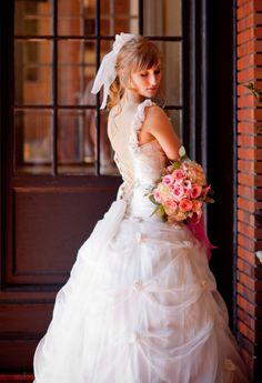 Designer Custom Wedding Gowns and Dresses | Fashion, Designer, Custom, Couture | Katherine Feiel Wedding Gowns |