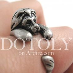 $10 Miniature Lion Animal Ring in Silver - Sizes 4 to 9 Available  Gryffindor Ring!!!