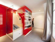 Ideeën voor de inrichting van een klein appartement