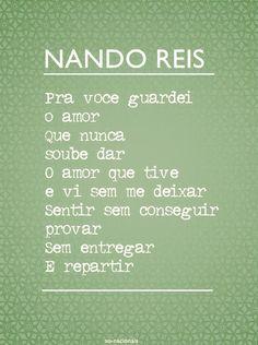#nando reis