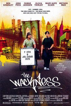 The Wackness 27x40 Movie Poster (2008)