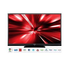 "Sharp 70"" Aquos LED Smart TV -...     $2,299.88"