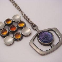 Mid century jewelery