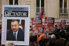 Aliyev, el presidente de la British Petroleum   Soy Armenio