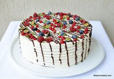 Delicious Desserts, Deserts, Food And Drink, Cookies, Sweet, Birthday Cakes, Sweets, Mascarpone, Crack Crackers