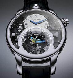 Birds play an enchanting role in these legendary timepieces Jaquet Droz the Charming Bird (PR/Pics/Watch http://watchmobile7.com/data/News/2013/05/130527-jaquet_droz-charming_bird.html) (3/4)